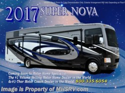 New 2017  Thor Motor Coach Outlaw 37RB Toy Hauler RV for Sale at MHSRV Patio, 3 A/C by Thor Motor Coach from Motor Home Specialist in Alvarado, TX