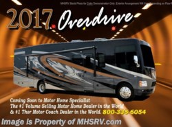 New 2017  Thor Motor Coach Outlaw 37BG Bunk Model RV for Sale at MHSRV.com W/3 A/Cs by Thor Motor Coach from Motor Home Specialist in Alvarado, TX