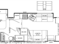 New 2017  Coachmen Leprechaun 311FS Res Fridge, W/D, Jacks, Dual Recliners by Coachmen from Motor Home Specialist in Alvarado, TX