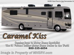 New 2017  Fleetwood Bounder 35K Bath & 1/2 RV for Sale With W/King Bed & Sat by Fleetwood from Motor Home Specialist in Alvarado, TX