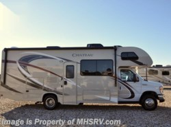 New 2017  Thor Motor Coach Chateau 26B RV for Sale at MHSRV W/15K A/C, 3 Cams by Thor Motor Coach from Motor Home Specialist in Alvarado, TX