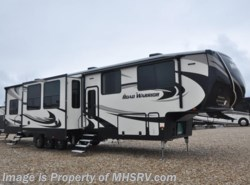 New 2017  Heartland RV Road Warrior RW425 W/ 3 A/Cs, Rear Awning, Res Fridge by Heartland RV from Motor Home Specialist in Alvarado, TX