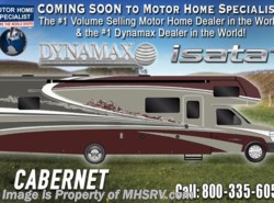 New 2017  Dynamax Corp Isata 4 Series 31DSF Luxury Class C RV for Sale at MHSRV.com by Dynamax Corp from Motor Home Specialist in Alvarado, TX