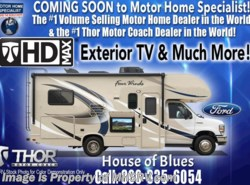 New 2017  Thor Motor Coach Four Winds 22E W/HD-Max, Ext TV, 15K A/C, Back-Up Cam, Ford by Thor Motor Coach from Motor Home Specialist in Alvarado, TX