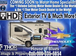 New 2017  Thor Motor Coach Four Winds 22E W/HD Max, Ext TV, 15K A/C, Back Up Cam & More by Thor Motor Coach from Motor Home Specialist in Alvarado, TX
