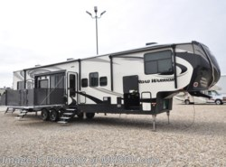 New 2017  Heartland RV Road Warrior RW427 3 A/Cs, Rear Awning, 4 TVs & King Bed by Heartland RV from Motor Home Specialist in Alvarado, TX
