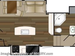 New 2017  Heartland RV ElkRidge 33RSR Luxury Fifth Wheel for Sale at MHSRV W/2 A/C by Heartland RV from Motor Home Specialist in Alvarado, TX