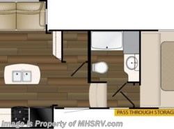 New 2017  Heartland RV ElkRidge Xtreme Light E261 RV for Sale at MHSRV 2 A/Cs & Pwr Leveling by Heartland RV from Motor Home Specialist in Alvarado, TX