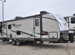 New 2017  Cruiser RV Radiance Ultra-Lite 25RL RV for Sale @ MHSRV W/King Bed by Cruiser RV from Motor Home Specialist in Alvarado, TX