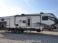 New 2017  Heartland RV ElkRidge Xtreme Light E326 Bunk RV for Sale at MHSRV W/2 A/C, Leveling by Heartland RV from Motor Home Specialist in Alvarado, TX