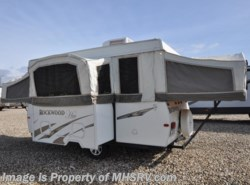 Used 2009  Forest River Rockwood with slide by Forest River from Motor Home Specialist in Alvarado, TX