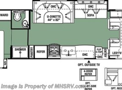 New 2018  Forest River Forester 3011DS RV for Sale @ MHSRV W/Theater Seats, Ext TV by Forest River from Motor Home Specialist in Alvarado, TX
