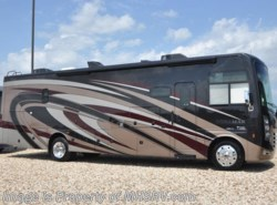 New 2019 Thor Motor Coach Miramar 34.2 RV for Sale at MHSRV W/ King & Fireplace available in Alvarado, Texas