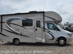 New 2018 Thor Motor Coach Chateau Sprinter 24FS Sprinter Diesel RV for Sale @ MHSRV W/Dsl Gen available in Alvarado, Texas