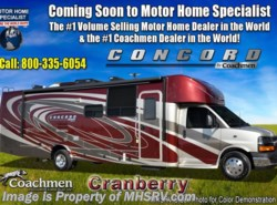 New 2018 Coachmen Concord 300DS for Sale at MHSRV W/Rims, Sat & Jacks available in Alvarado, Texas