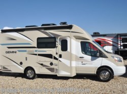 New 2018 Thor Motor Coach Gemini 23TB Diesel RV for Sale at MHSRV.com W/ Ext. TV available in Alvarado, Texas