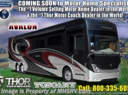 New 2019 Thor Motor Coach Tuscany 45MX Bath & 1/2 W/ Theater Seats, Aqua hot, King available in Alvarado, Texas