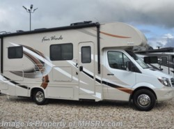 New 2018 Thor Motor Coach Four Winds Sprinter 24WS Sprinter Diesel RV for Sale W/ Dsl Gen, Ext. available in Alvarado, Texas
