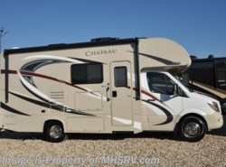 New 2018 Thor Motor Coach Chateau Sprinter 24FS Sprinter Diesel RV for Sale at MHSRV W/Dsl Ge available in Alvarado, Texas