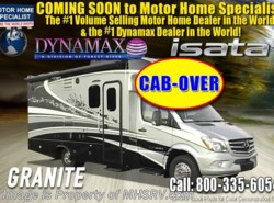New 2019 Dynamax Corp Isata 3 Series 24RW Sprinter Diesel W/Dsl Gen, Recliners available in Alvarado, Texas