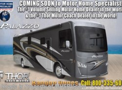 New 2018 Thor Motor Coach Palazzo 37.4 RV for Sale W/ Theater Seats & King Bed available in Alvarado, Texas