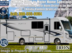 New 2018 Holiday Rambler Reno 29M W/King Bed, Sat, Hydraulic Leveling, 2 A/C available in Alvarado, Texas