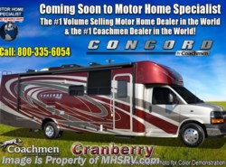 New 2019 Coachmen Concord 300TS RV for Sale W/ Rims, Jacks, 15K A/C, Sat available in Alvarado, Texas