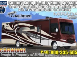 New 2019 Coachmen Mirada Select 37LS Bath & 1/2 RV W/ Sat, Salon Bunk, W/D available in Alvarado, Texas