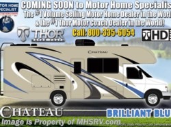 New 2019 Thor Motor Coach Chateau Sprinter 24BL Sprinter Diesel W/Ext Entertainment Center available in Alvarado, Texas
