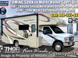 New 2019 Thor Motor Coach Four Winds 31E Bunk Model RV for Sale W/ Jacks, 15K A/C available in Alvarado, Texas