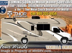 New 2019 Thor Motor Coach Four Winds 31E Bunk Model RV for Sale W/Jacks, 15K A/C available in Alvarado, Texas