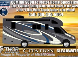 New 2019 Thor Motor Coach Chateau Citation Sprinter 24ST RV W/Theater Seats, Dsl Gen & Stabilizers available in Alvarado, Texas