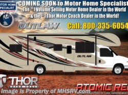 New 2019 Thor Motor Coach Outlaw 29J Toy Hauler RV for Sale W/Loft, Drop Down Bed available in Alvarado, Texas
