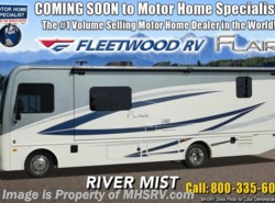 New 2019 Fleetwood Flair 29M W/2 A/Cs, King Bed, FWS, 5.5KW Generator available in Alvarado, Texas