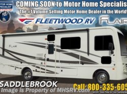 New 2019 Fleetwood Flair 28A RV for Sale W/ King, Res Fridge available in Alvarado, Texas