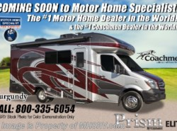 New 2019 Coachmen Prism Elite 24EF Sprinter Diesel RV W/ Dsl Gen, 15K A/C & Jack available in Alvarado, Texas