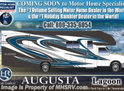 New 2019 Holiday Rambler Augusta 30F Class C RV W/Ext TV, Residential Refrigerator available in Alvarado, Texas