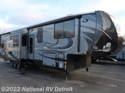 New 2015  Heartland RV Cyclone 4000 by Heartland RV from National RV Detroit in Belleville, MI
