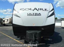 New 2016 Palomino Solaire Ultra Lite 239DSBH available in Belleville, Michigan