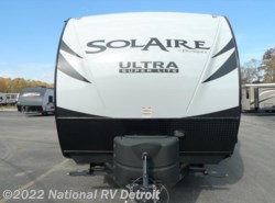 New 2016  Palomino Solaire Ultra Lite 239DSBH by Palomino from National RV Detroit in Belleville, MI