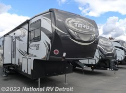 New 2016  Heartland RV Torque TQ396 by Heartland RV from National RV Detroit in Belleville, MI