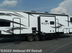 New 2016  Forest River XLR Nitro 36DBK5 by Forest River from National RV Detroit in Belleville, MI