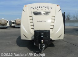 New 2017 CrossRoads Sunset Trail Super Lite ST270BH available in Belleville, Michigan