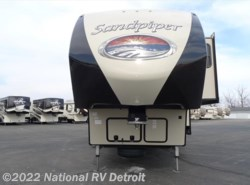New 2016  Forest River Sandpiper 371REBH by Forest River from National RV Detroit in Belleville, MI