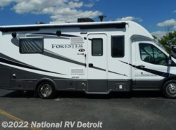 New 2017  Forest River Forester TS 2391 by Forest River from National RV Detroit in Belleville, MI