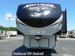 New 2017  Keystone Avalanche 391TG by Keystone from National RV Detroit in Belleville, MI