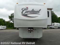 Used 2010  Forest River Cardinal 3450RL by Forest River from National RV Detroit in Belleville, MI