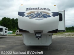 Used 2010  Keystone Montana 3400RL by Keystone from National RV Detroit in Belleville, MI