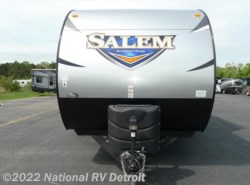 New 2017  Forest River Salem 28CKDS by Forest River from National RV Detroit in Belleville, MI