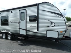 New 2017  Coachmen Catalina SBX 261RKS by Coachmen from National RV Detroit in Belleville, MI